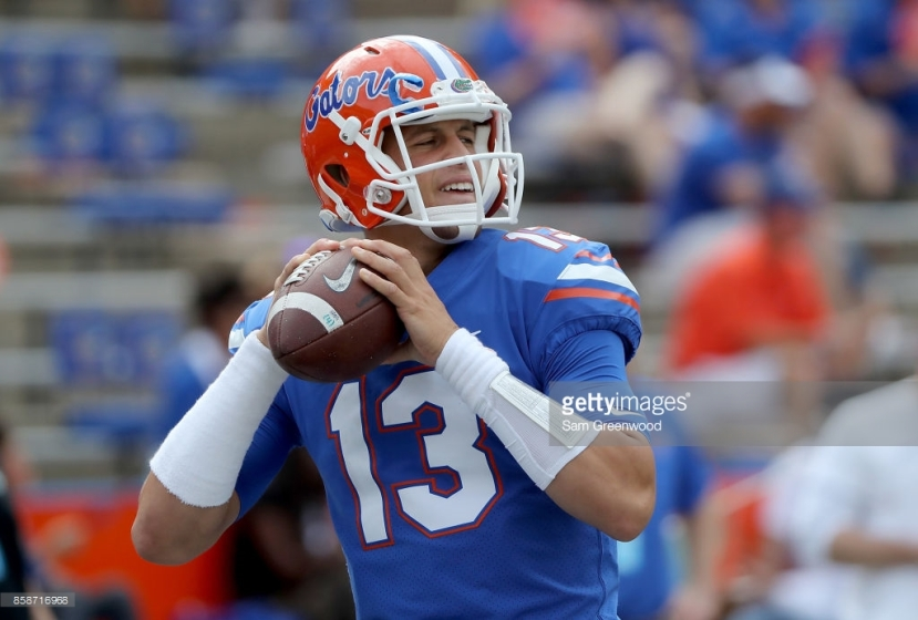 Opinion As Franks Continues To Struggle Gators Should Turn To